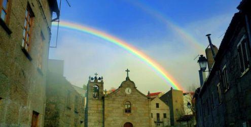 Sabugueiro - Igreja Arco Íris