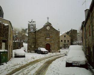 Sabugueiro - Igreja Neve