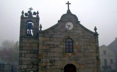 Sabugueiro - Igreja Nevoeiro