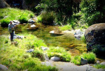 Sabugueiro - Pesca