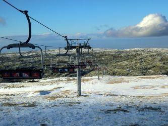 Serra da Estrela - Pista Ski